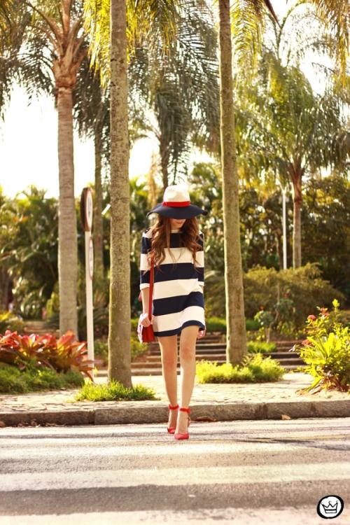 FashionCoolture - 09.08.2014 look du jour Gap (1)