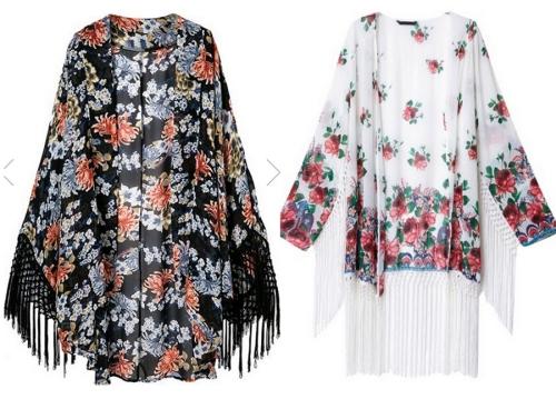 FashionCoolture - kimono -
