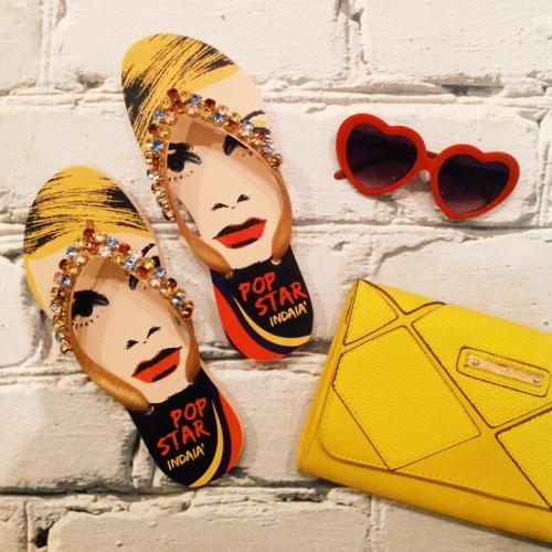 FashionCoolture Instagram Twiggy .