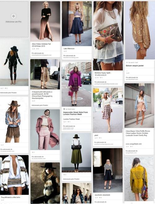 FashionCoolture Pinterest