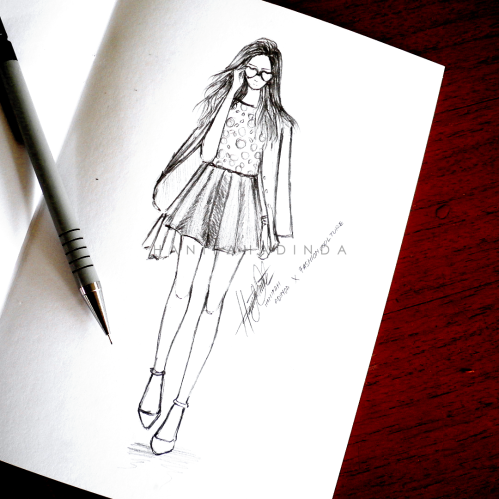 Fashioncoolture-QuickSketch