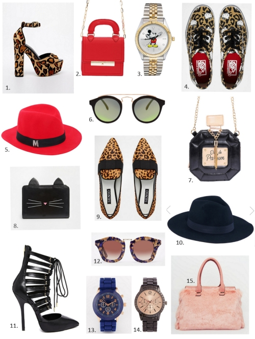 FashionCoolture - Shopping Tips accessories