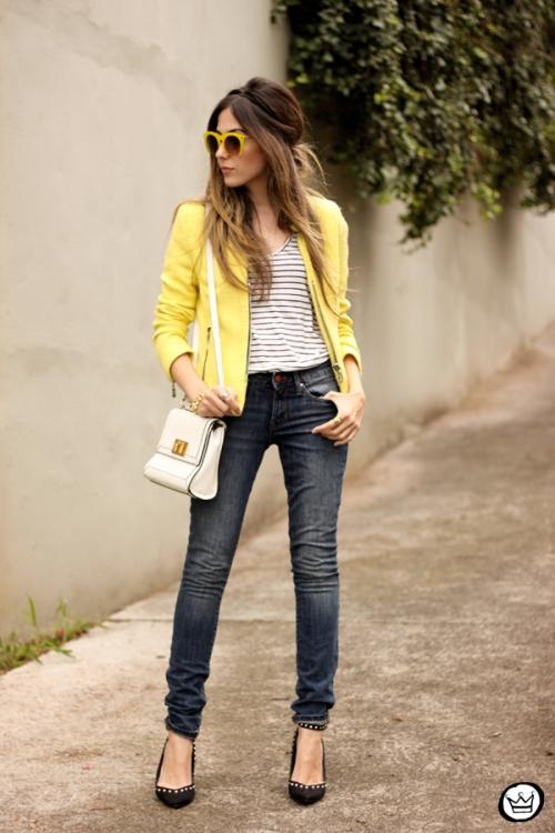FashionCoolture - 06.10.2014 look du jour Gap (1)