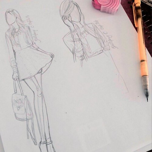 FashionCoolture drawing 05 (1)