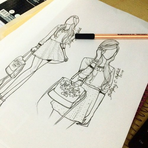 FashionCoolture drawing 05 (2)