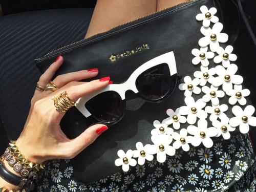 FashionCoolture Instagram daisy