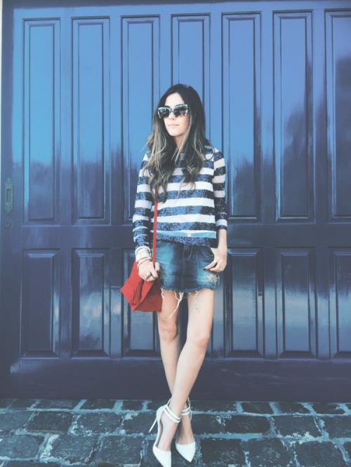 FashionCoolture - blue