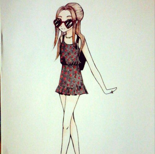 FashionCoolture drawing -