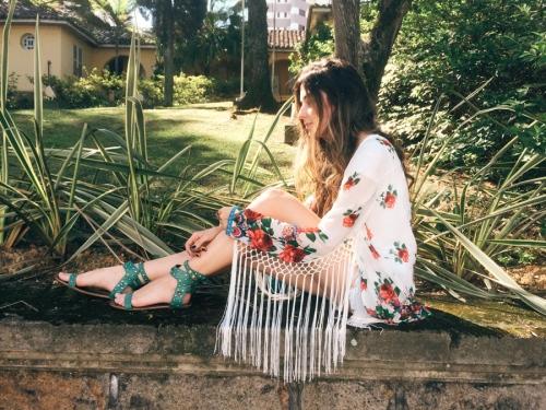 FashionCoolture - Instagram - fringed