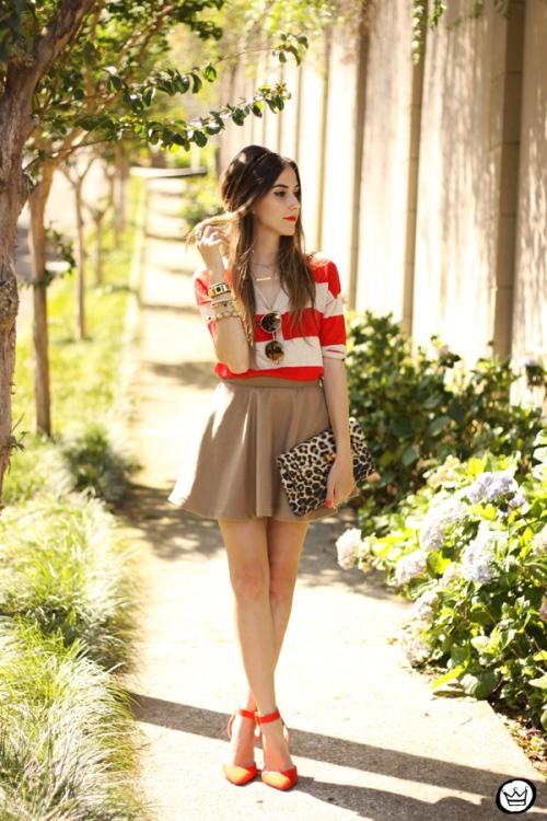FashionCoolture - 20.12.2014 look du jour Gap (1)