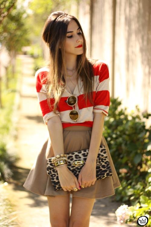 FashionCoolture - 20.12.2014 look du jour Gap (2)