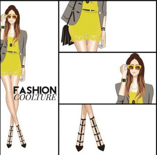 FashionCoolture - drawing