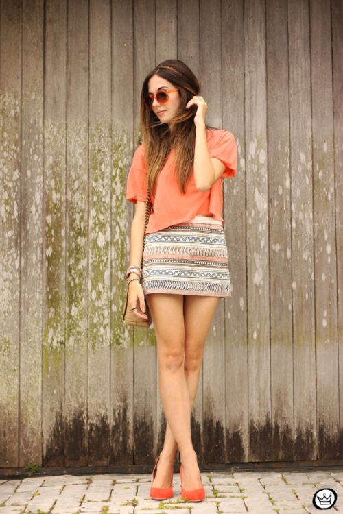 FashionCoolture - 26.02.2015 look du jour Dafiti coral top (7)