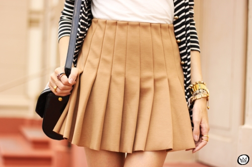FashionCoolture - 28.02.2015 look du  jour Forever21 pleated skirt ZeroUV (4)