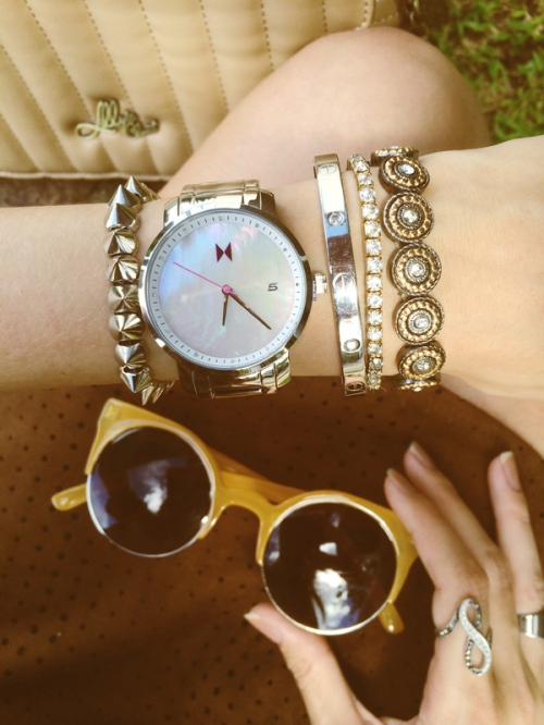 FashionCoolture - Instagram watch