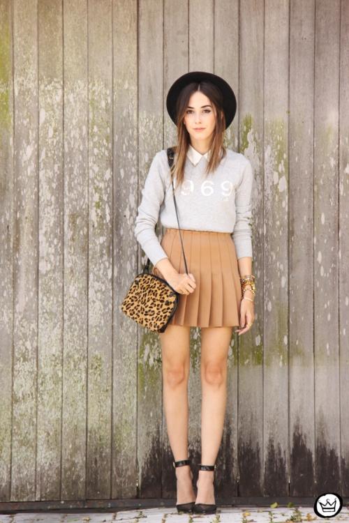 FashionCoolture - 05.03.2015 look du jour Gap jumper (1)