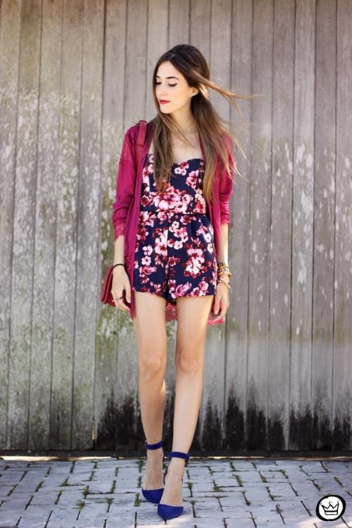 FashionCoolture - 12.03.2015 floral romper lace Sly Wear (6)
