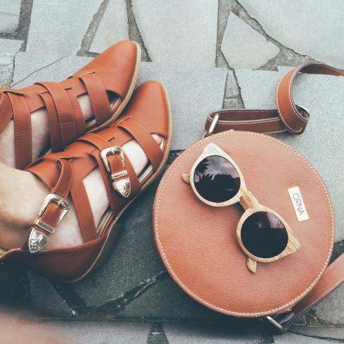 FashionCoolture - Instagram brown