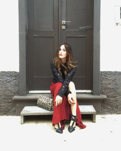 FashionCoolture - Instagram leopard marsalla  (2)