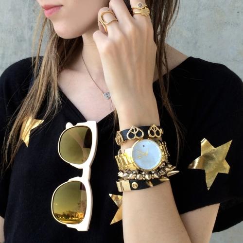 FashionCoolture - Instagram - stars