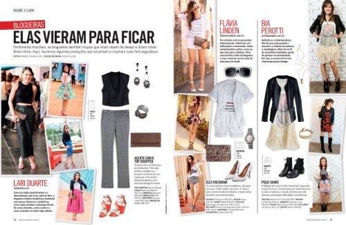 FashionCoolture - Revista Manequim