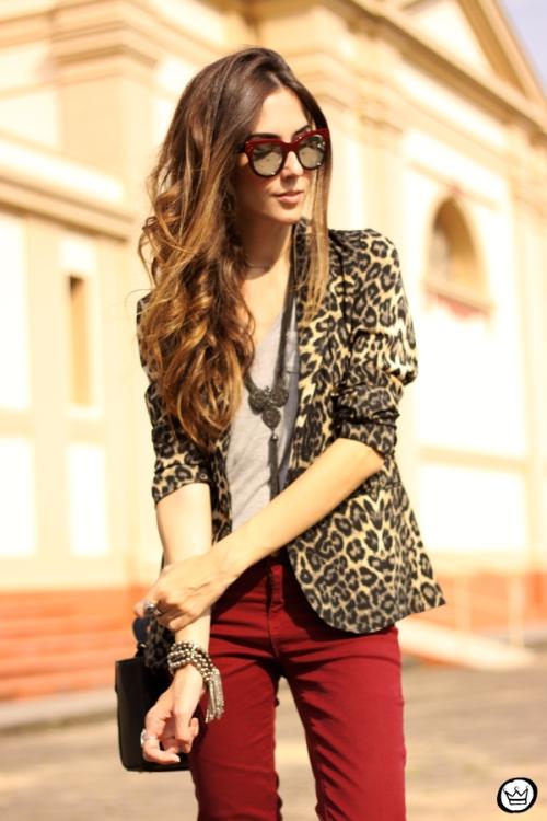 FashionCoolture - 18.04.2014 look du jour Spektre sunglasses Shoulder leopard print (2)