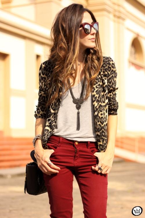 FashionCoolture - 18.04.2014 look du jour Spektre sunglasses Shoulder leopard print (5)