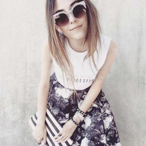 FashionCoolture - black and white