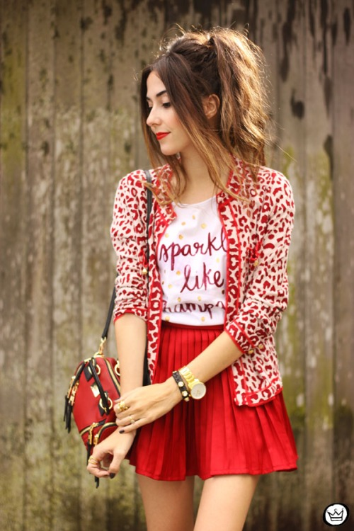 FashionCoolture - 12.05.2015 lok du jour Dafiti red Keds polka dots (2)