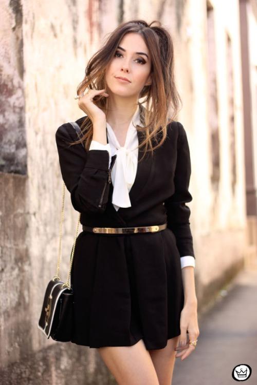 FashionCoolture - 15.05.2015 look du jour Black Shoulder macaquinho (2)