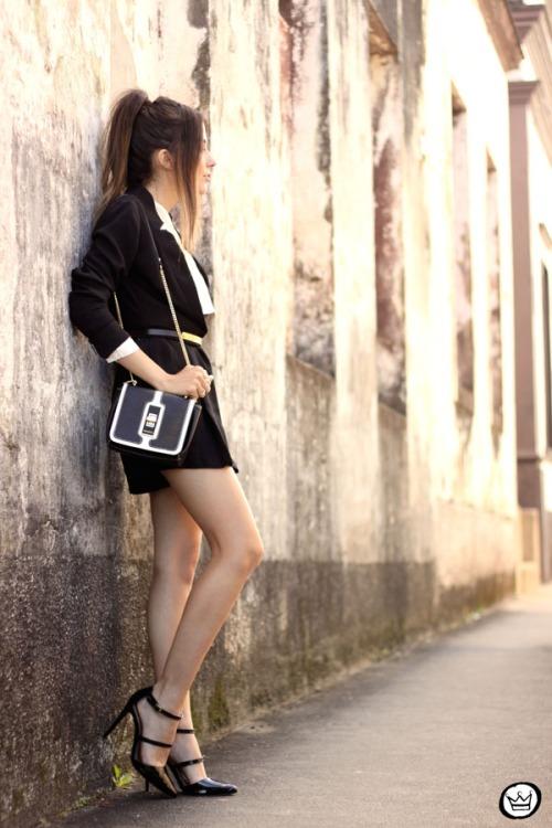 FashionCoolture - 15.05.2015 look du jour Black Shoulder macaquinho (3)