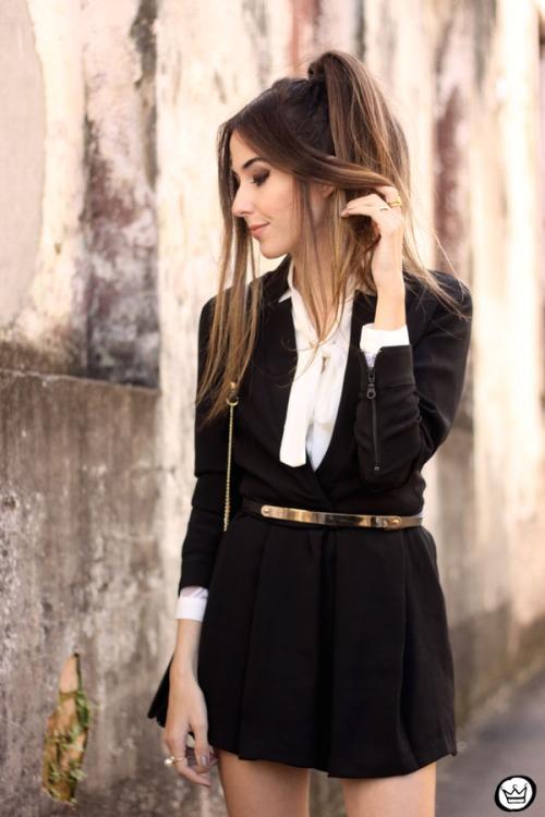 FashionCoolture - 15.05.2015 look du jour Black Shoulder macaquinho (5)